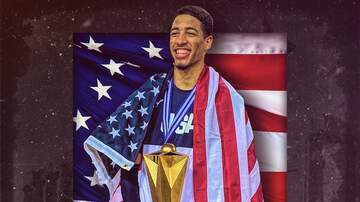 The Sports Fanatics with Chris Williams and Ross Peterson - Tyrese Haliburton Leads USA to FIBA Gold