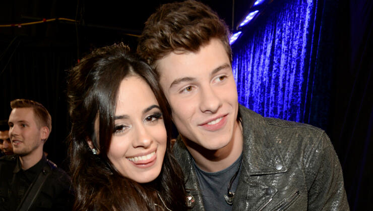 Shawn Mendes & Camila Cabello Hold Hands Amid Dating Rumors — See The Pics | iHeartRadio