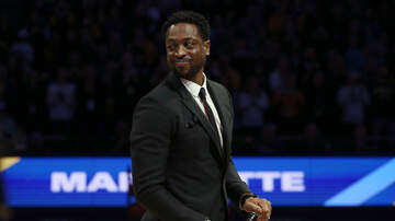 Marquette Courtside - Dwyane Wade inducted into Conference USA Hall of Fame