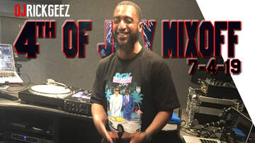 Rick Geez - FOURTH OF JULY MIX