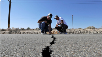 BC - Southern California Could Be Hit By 30,000 More Quakes