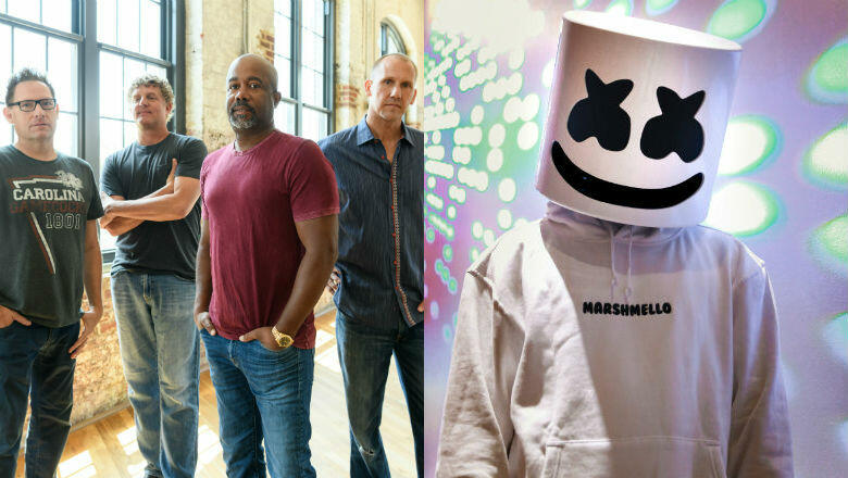 Hootie & the Blowfish, Marshmello Join iHeartRadio Music Festival Lineup