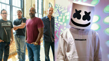 Headlines - Hootie & the Blowfish, Marshmello Join iHeartRadio Music Festival Lineup