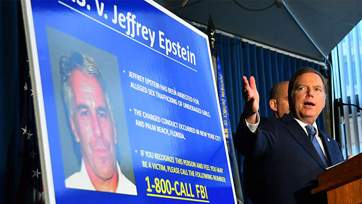 Fund Manager Jeffrey Epstein Is Charged With Sex Trafficking