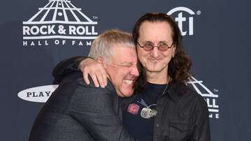 Jim Kerr Rock & Roll Morning Show - Rush's Alex Lifeson Alludes That He Wants To Record Again With Geddy Lee