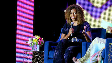 Sonya Blakey - Michelle Obama gives out key relationship advice