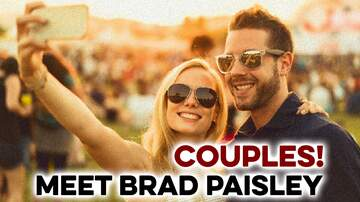 Contest Rules - Couples! Win Pit Tickets and a Meet & Greet with Brad Paisley