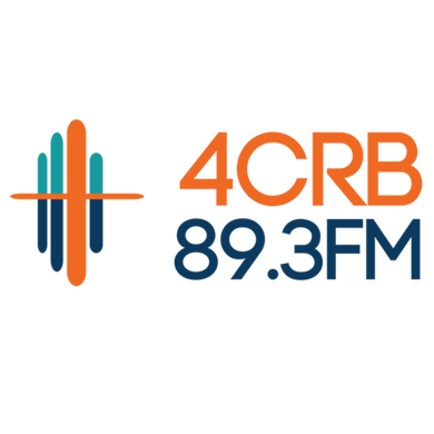Radio 4CRB-FM logo
