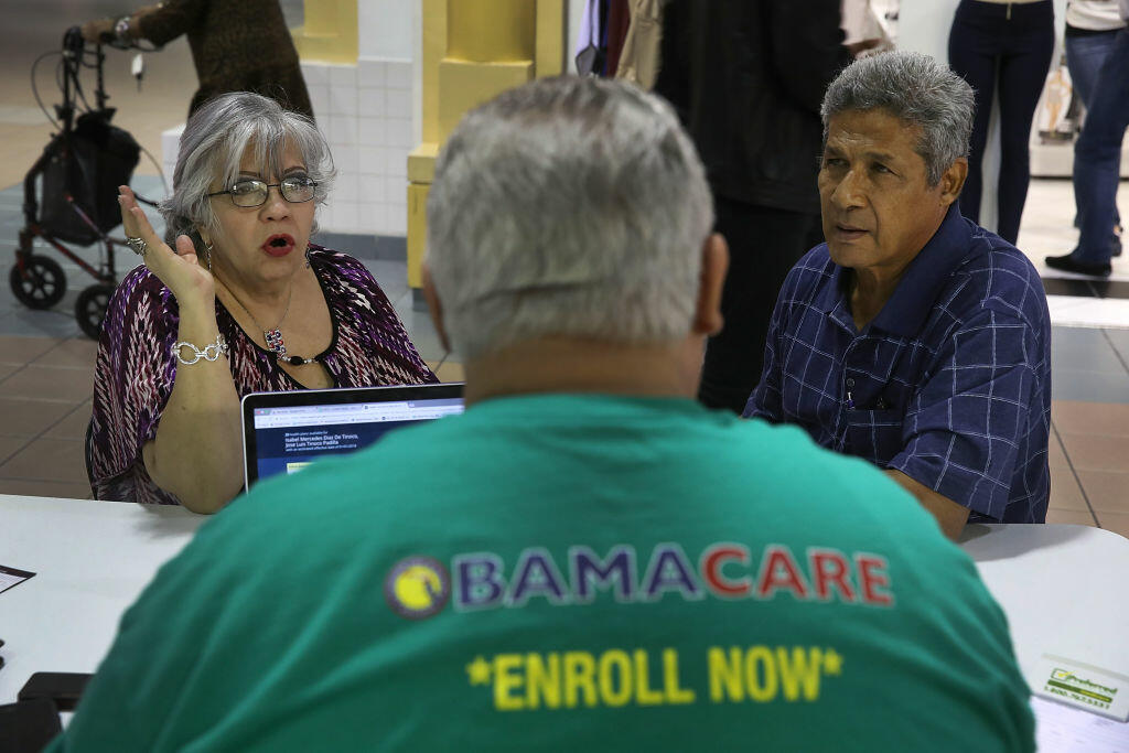 Fate of Obamacare on the Line Today in Texas Case