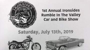 Bryce Matson - 1st Annual Ironsides Rumble in the Valley Car & Bike Show