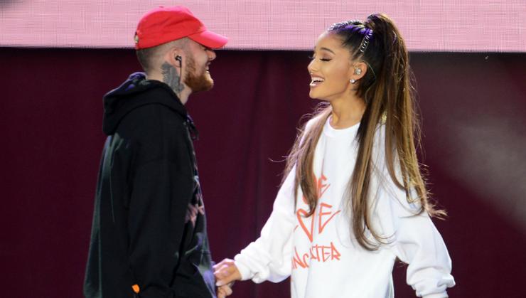 Ariana Grande Can Be Heard On Mac Miller's Posthumous Album | iHeartRadio