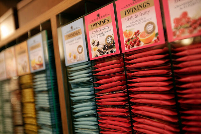 London 2012 - Shopping - Twinings On The Strand