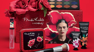 Suzette - Ulta Beauty Now Has A Frida Kahlo Beauty Collection & I Need It Now
