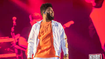 Photos - Khalid at the Tacoma Dome
