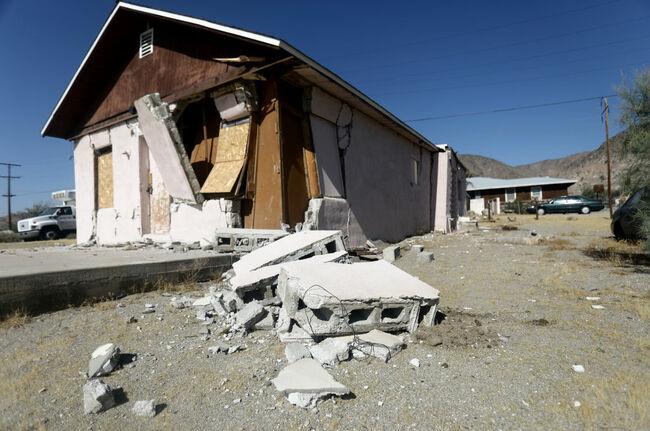 Southern California Earthquakes