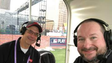 Paul James - Tuesday's Show From Cleveland All-Star PlayBall Park