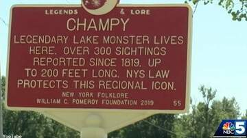 Coast to Coast AM with George Noory - Video: Legendary Lake Champlain Monster Gets Historical Marker