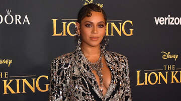 Entertainment - Beyonce Releases Surprise Single For 'Lion King'-Inspired Album: Listen