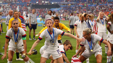 The Kuhner Report - Megan Rapinoe to Trump: Your message is excluding people.
