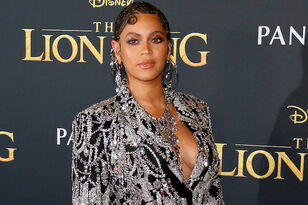 Beyonce Brings Daughter Blue Ivy To 'The Lion King' Premiere: Photos