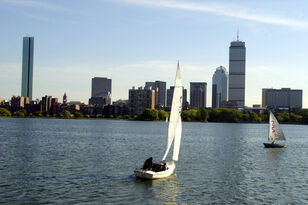 Body Recovered From Charles River