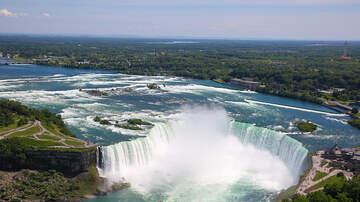 Nina Jackson - Boat stuck above Niagara Falls for more than 100 years finally moves