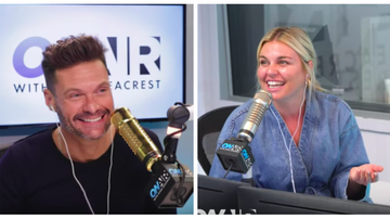 Ryan Seacrest - Tanya Rad Gives Ryan a Second Date Update on 'Dr. Screen Time': Watch