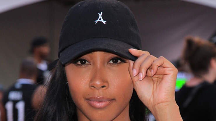 Omarion's Baby Mama Apryl Jones Rants About The Game And ...