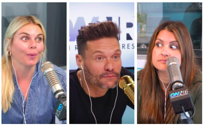 Ryan, Sis and Tanya Check In on Their (Failed, Oops!) Resolutions