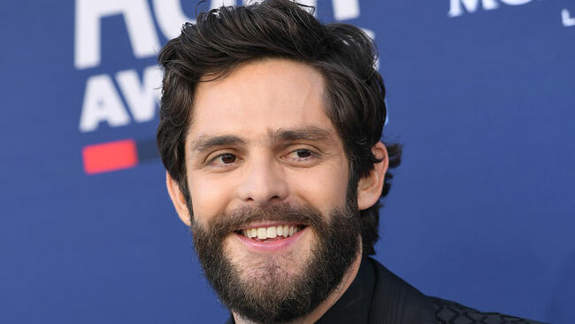 Thomas Rhett Has Learned To Pick His Battles With His Kids