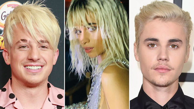 23 Platinum Blonde Celebs