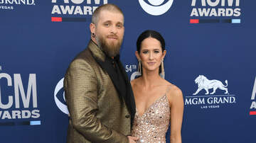 Music News - Brantley Gilbert Says His Son Is A Great Road Baby