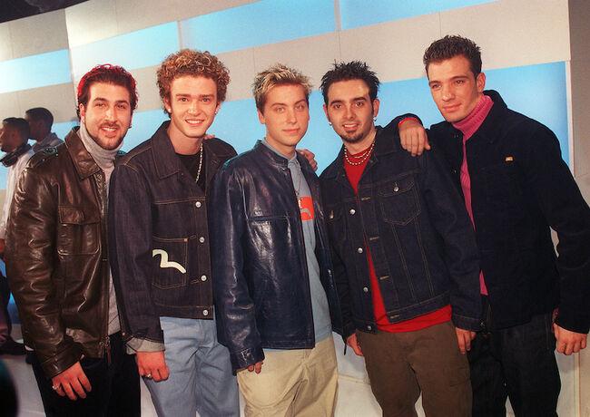 MTV TRL: N'SYNC