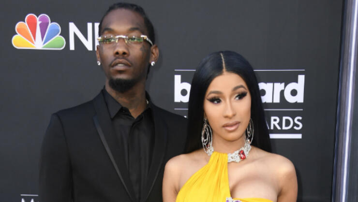 Cardi B Offset Celebrate Daughter Kulture S 1st Birthday See The