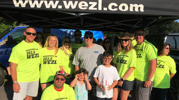 Behind the WEZL - Winners Wear Neon!