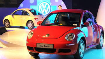 DJ Taylor - The Last VW Beetles to be sold on Amazon