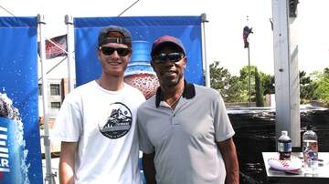 Photos - WMMS Kenny Lofton Meet & Greet at the Rock 'N' Roll Hall of Fame July 8th