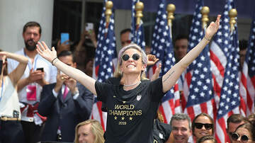 Sports Top Stories - U.S. Women's Team Celebrates World Cup Victory With Parade In New York City
