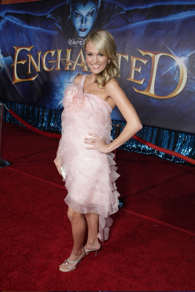 "World Premiere of Walt Disney Pictures' ""ENCHANTED"""