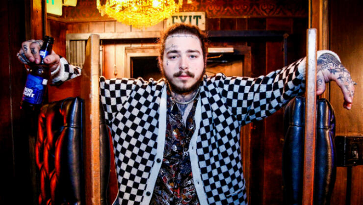 Post Malone Set To Play Intimate Dive Bar Show   iHeartRadio