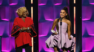 ya girl Cheron - Patti Labelle gives Ariana Grande major props