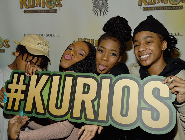Atlanta Premiere Of Cirque du Soleil's KURIOS - Cabinet Of Curiosities (Getty Images)