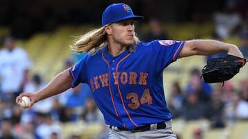 Matt Thomas - Report: Astros Have Interest in Noah Syndergaard