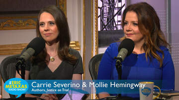 Buck Sexton Show - Interview Mollie Hemingway & Carrie Severino: Justice on Trial
