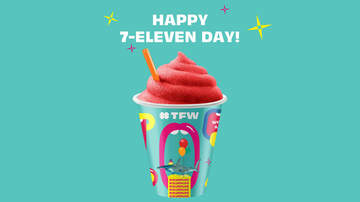 David Fisch - It's Free Slurpee Day At 7-Eleven