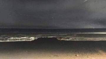 Hilary - Broken tailgate or stormy beach?