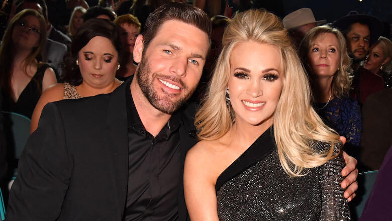 Carrie Underwood S Husband Celebrates Anniversary With Rare