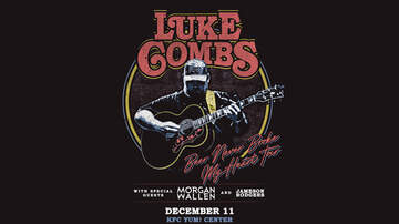 None - Luke Combs: Beer Never Broke My Heart Tour