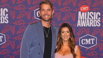 Music News - Brett Young's Wife Reveals They Secretly Got Married Months Before Wedding