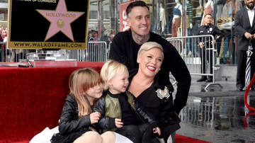 Headlines - Pink Triggers 'Parenting Police' With Photo Of Unsupervised Daughter Willow
